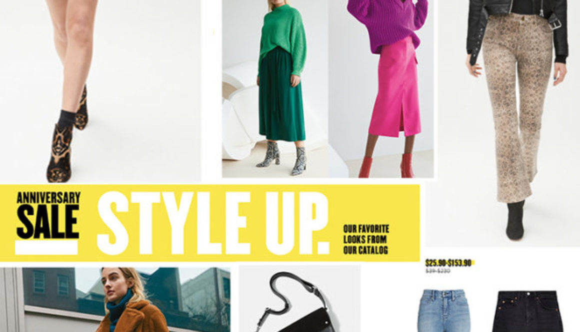 How to Shop The Nordstrom Anniversary Sale 2019
