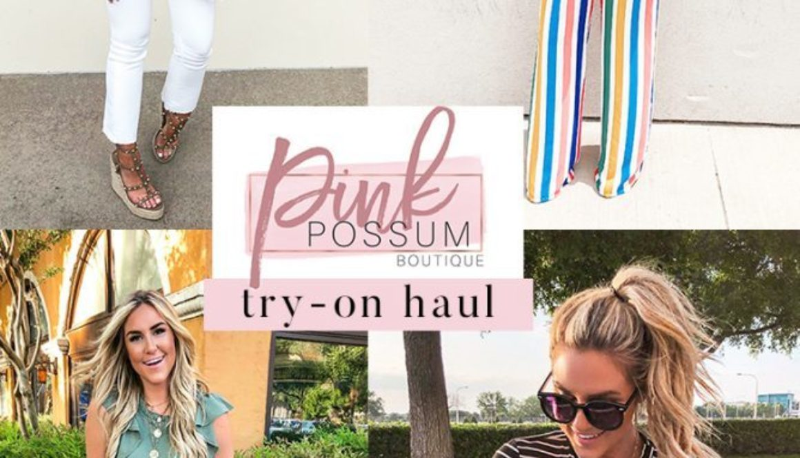 My Favorites From Pink Possum Boutique