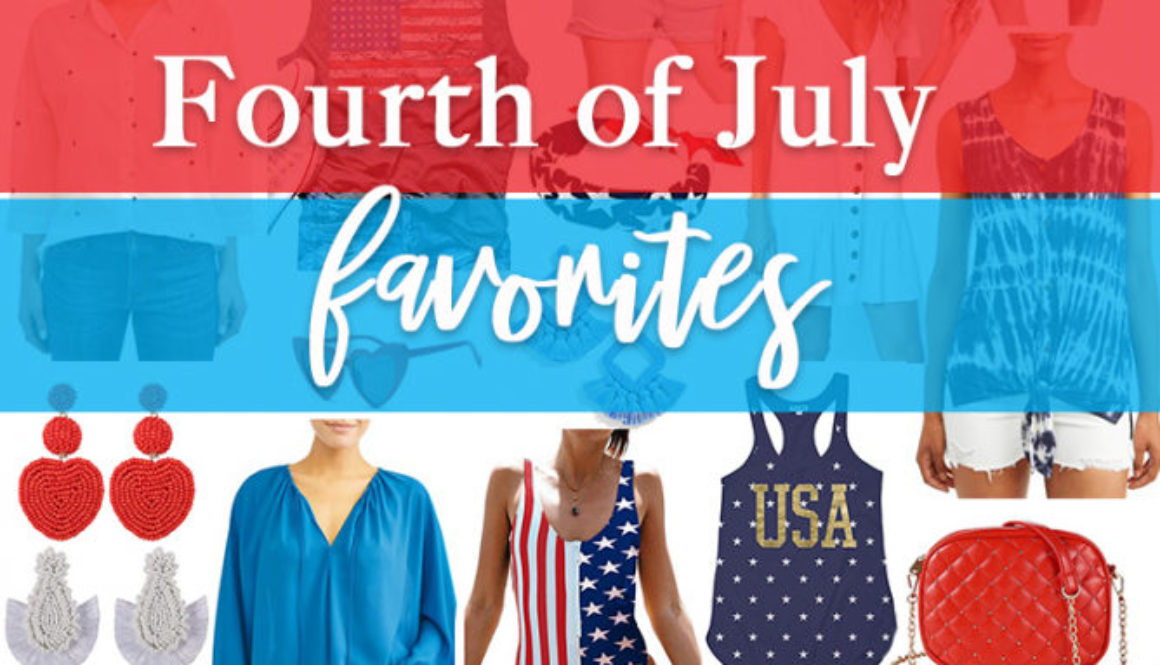 Shopping for the Perfect Fourth Of July Outfit