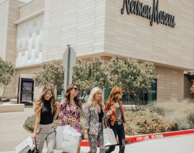 Chic at Every Age: Our Day at Neiman Marcus with InCircle!
