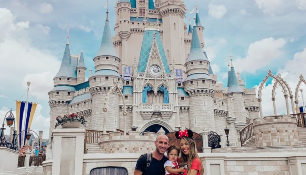 12 Tips for Doing Disney World with a Toddler