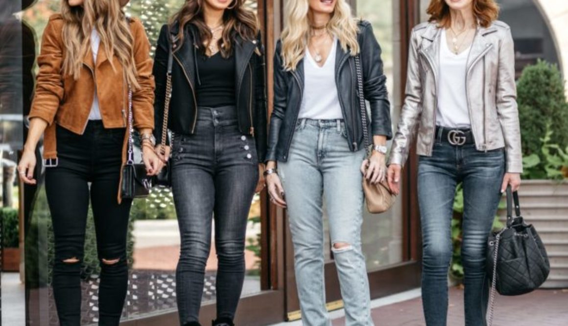 Chic at Every Age: 20 Moto Jackets Under $100