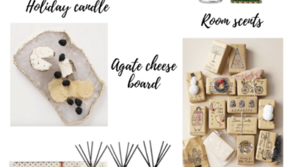 Holiday Hostess Gift Ideas 2019