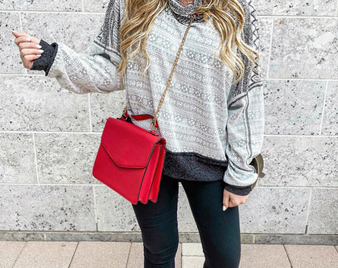 Three Affordable Fall Outfits from Walmart