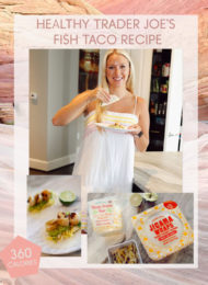 Healthy Trader Joe's Fish Taco Recipe