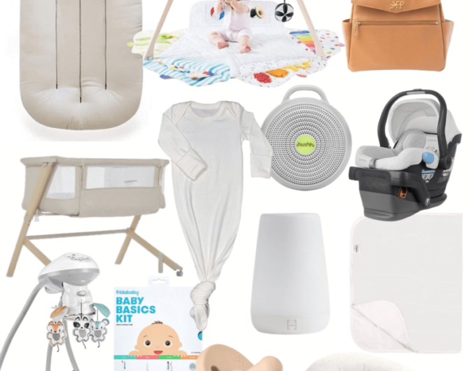 The Ultimate Baby Registry Guide