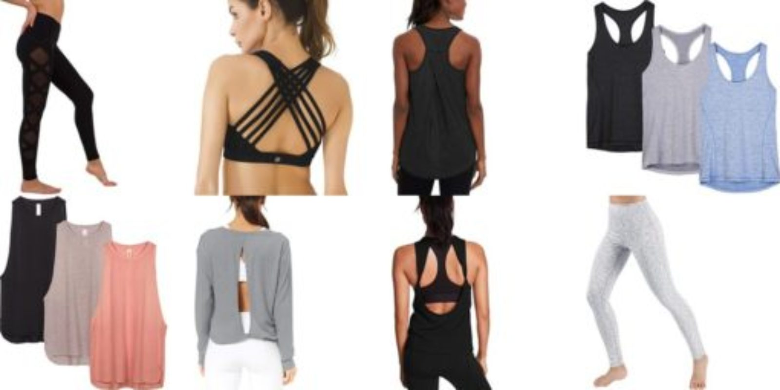 amazon fitness fashion
